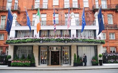 Claridge's Hotel - a deal Jho Low missed but 1MDB guaranteed his bid.