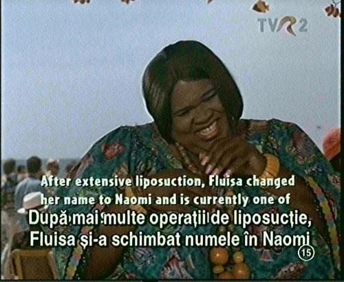 Naomi Fluisa Deuce Bigalow