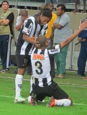 Atlético-mg Leonardo Silva Libertadores  (Foto: Alexandre Alliatti)