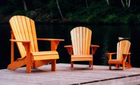 Child Adirondack Chair Plans
