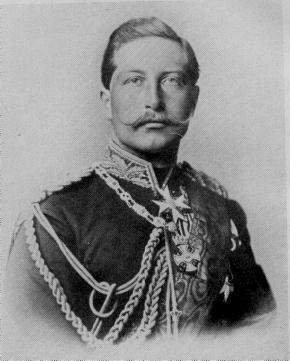 L'empereur Guillaume II