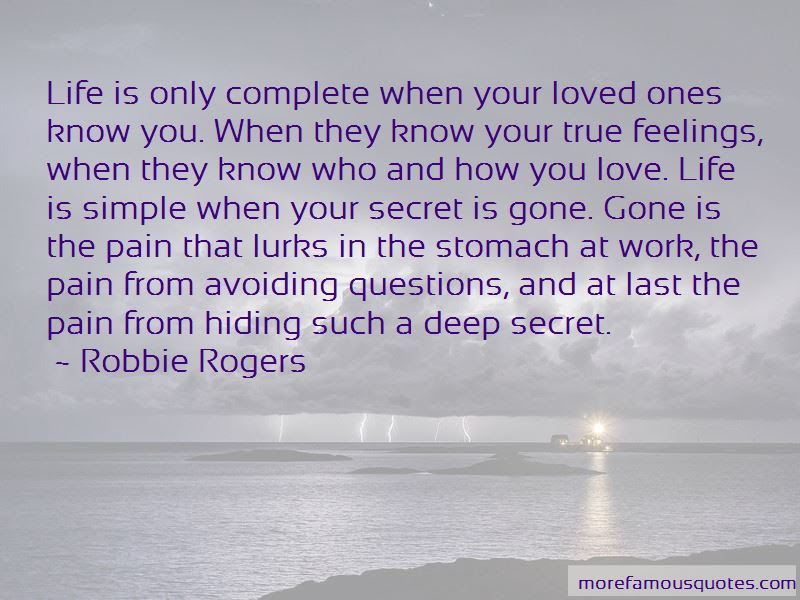 Quotes About Avoiding Questions Top 6 Avoiding Questions Quotes