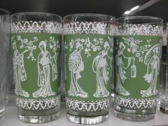 Thrift Store Glasses
