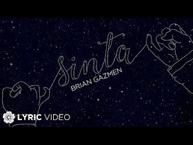 Sinta by Brian Gazmen [Lyric Video]