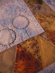 quilt detail :: detaljquilt #1