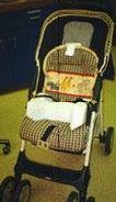 Dispositivo de espuma densa para pôr sobre a cadeira ou carrinho