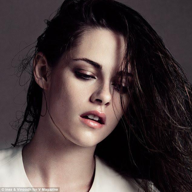 Mücadelesi: Kristen o başkasının kimliğine bürünme 'oldukça tuhaf' bulduğu yayın söyledi