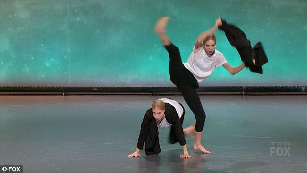 Irmãs gêmeas: Viktoriia e Anastasiia da Rússia realizaram juntos