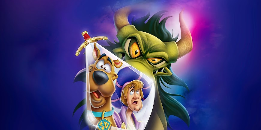 Scooby-Doo! The Sword and the Scoob (2021) 1080p Movie English Full Stream Online