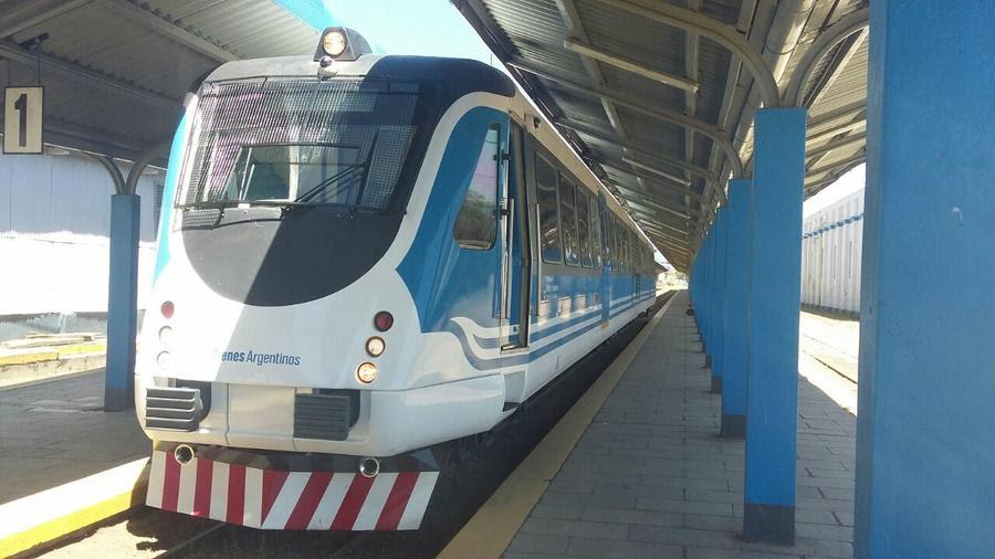 Tren Salta - Guemes