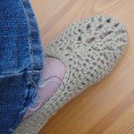 Crochet Slippers (3)