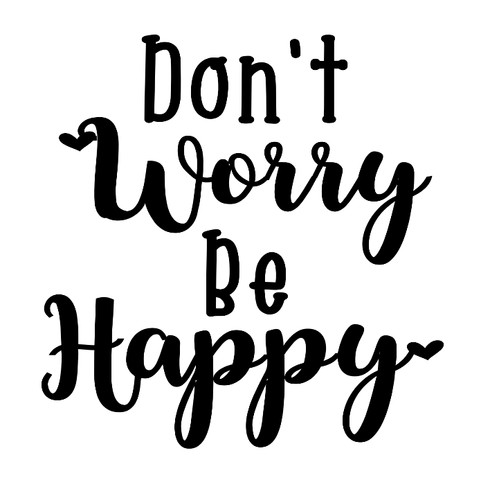 Dont Worry Be Happy 11x12 Stacey Lynns Workshop