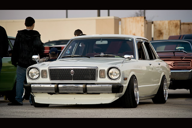 1980 Cressida on *Epsilon* wheels