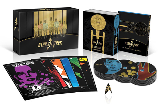 Trek-Blu-ray