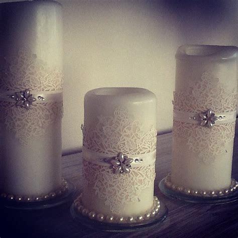 17 Best ideas about Wedding Unity Candles on Pinterest