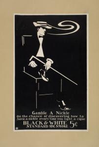 Gamble a nickle [sic] [...] Bl... Digital ID: 1541725. New York Public Library