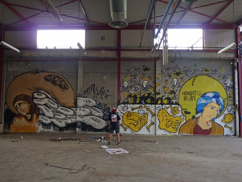 Mr.Klevra versus Omino71 - the scecret spot 2011 by OMINO71