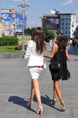 Просто Москва. Двое на марше