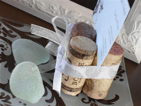 Wine Cork Wedding Place Card Holder Table Number Holder