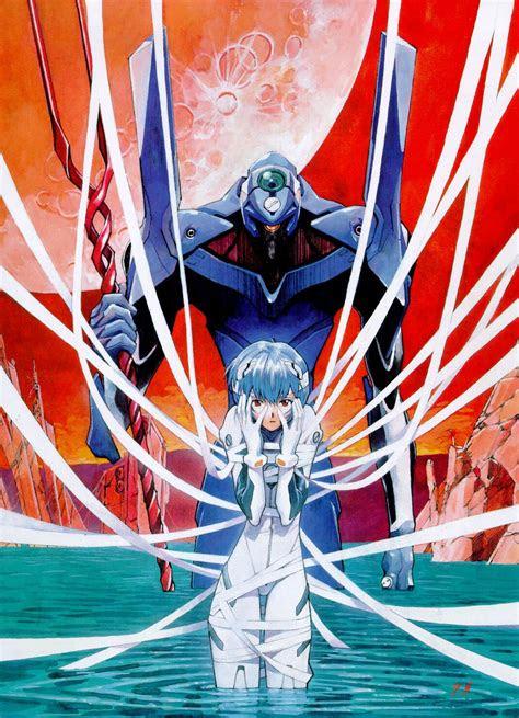 rei ayanami neon genesis evangelion  anime manga