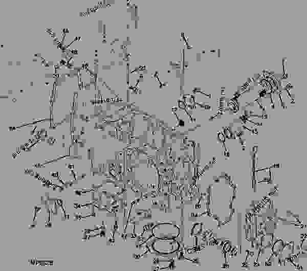 1070 Case Wiring Diagram Auto Electrical Wiring Diagram