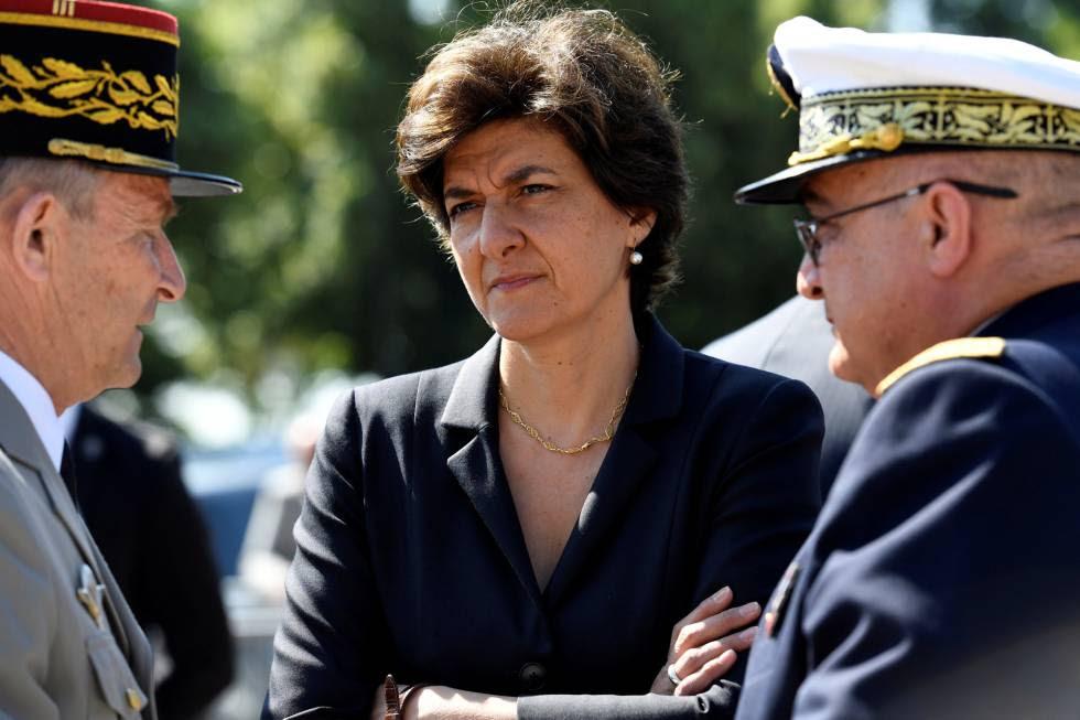 La ministra de Defensa, Sylvie Goulard, ha presentado su renuncia