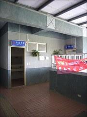 泰安車站的廁所