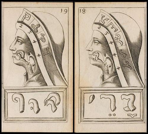 Kurtzer Entwurff des Eigentlichen Natur-Alphabets (Hellmont 1667) a