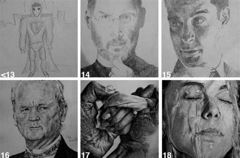 amazing    drawings show  real