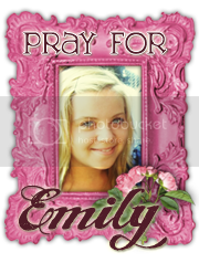 Emily's Cancer Blog :: Pray for Emily