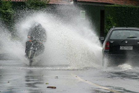 Chover no molhado