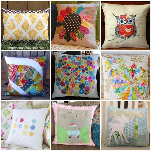 March Favorites {Blogger's Pillow Party}