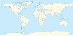 Bernisse trên bản đồ Thế giới