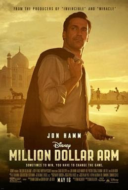 File:Million Dollar Arm poster.jpg