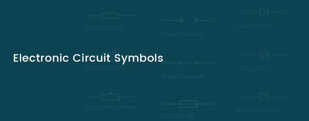 Electrical Circuit Symbols Resistor - Circuit Diagram Images on