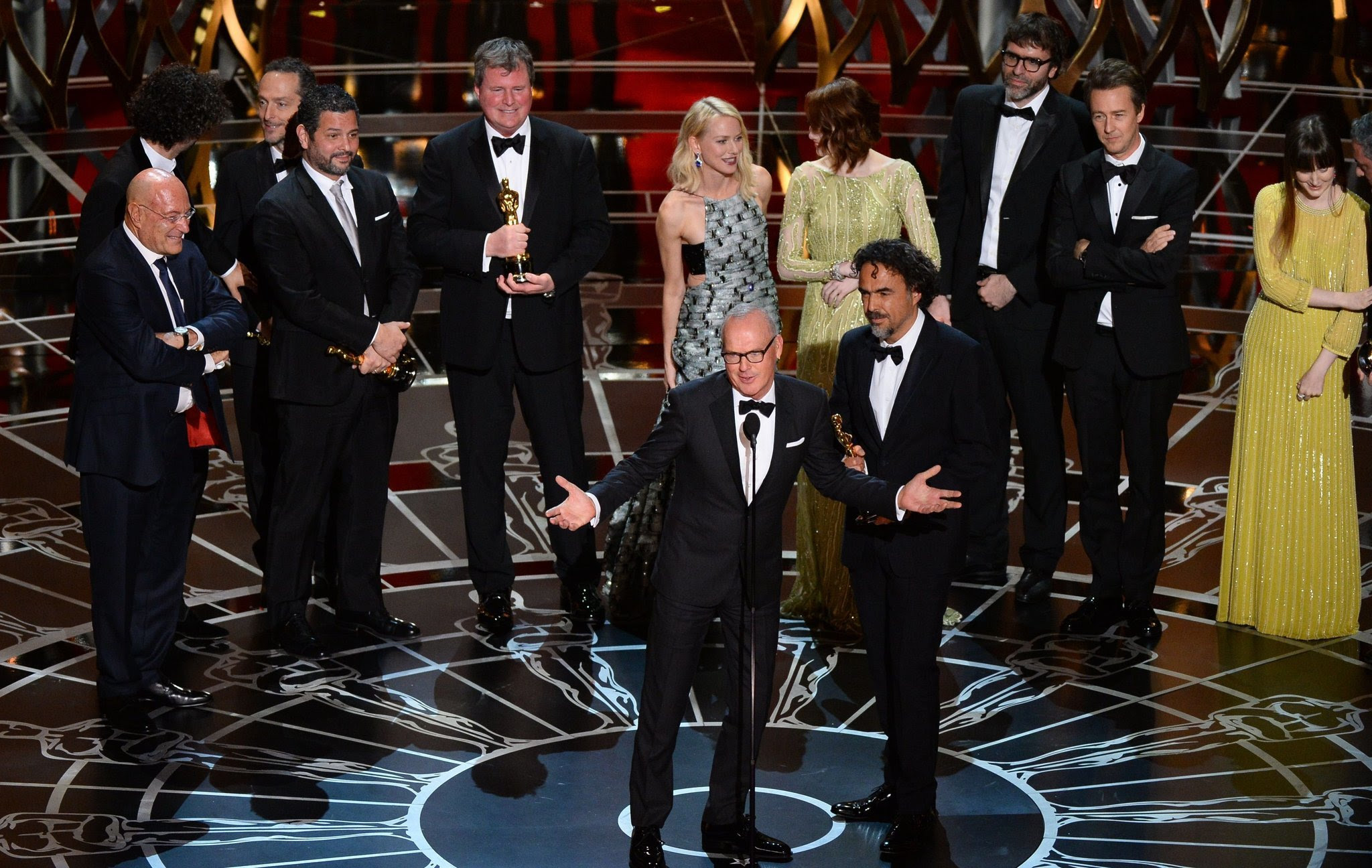 Oscars 2015: 'Birdman,' the best picture winner, from A to ...