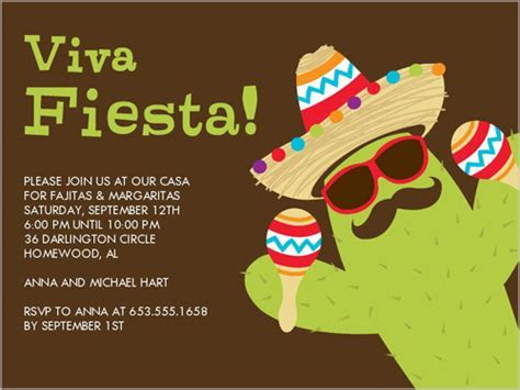 Party Cactus Surprise Party Invitations   Shutterfly