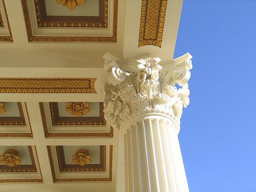 Getty Villa capital