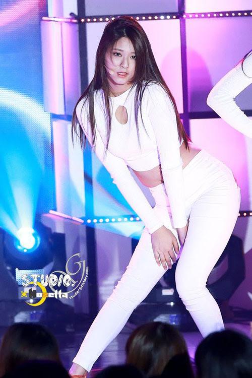 Thành viên Yura của nhóm Girl's Day.