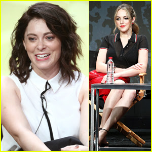 Rachel Bloom Joins Fellow CW Stars at Summer TCAs
