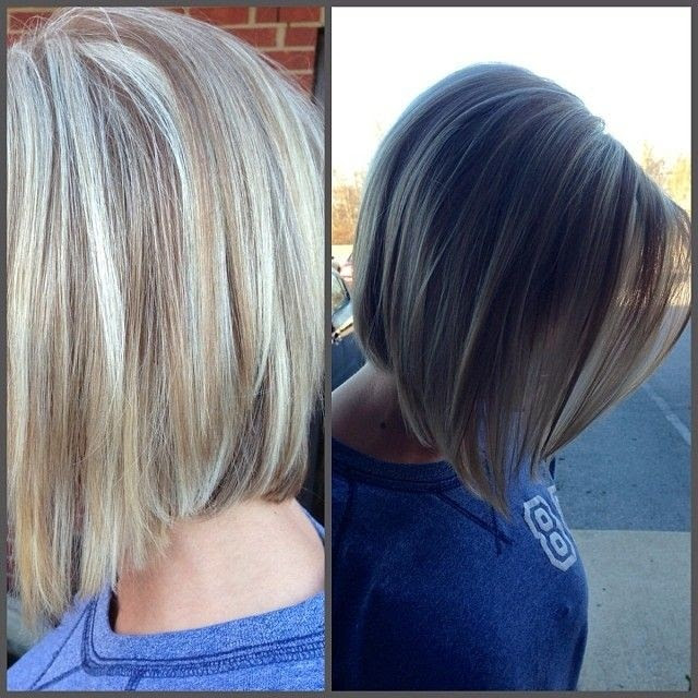 Back View Shoulder Length Layered Haircuts For Thick Hair 22