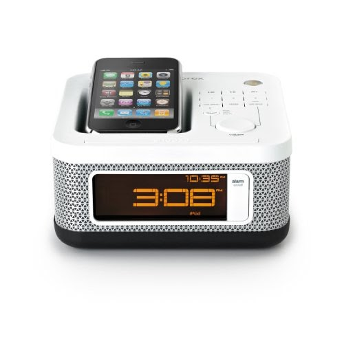 best iphone alarm clock 1 save memorex mi4604p mini alarm clock radio for ipod 13604