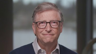 Gates says coronavirus could still be risk through early 2022