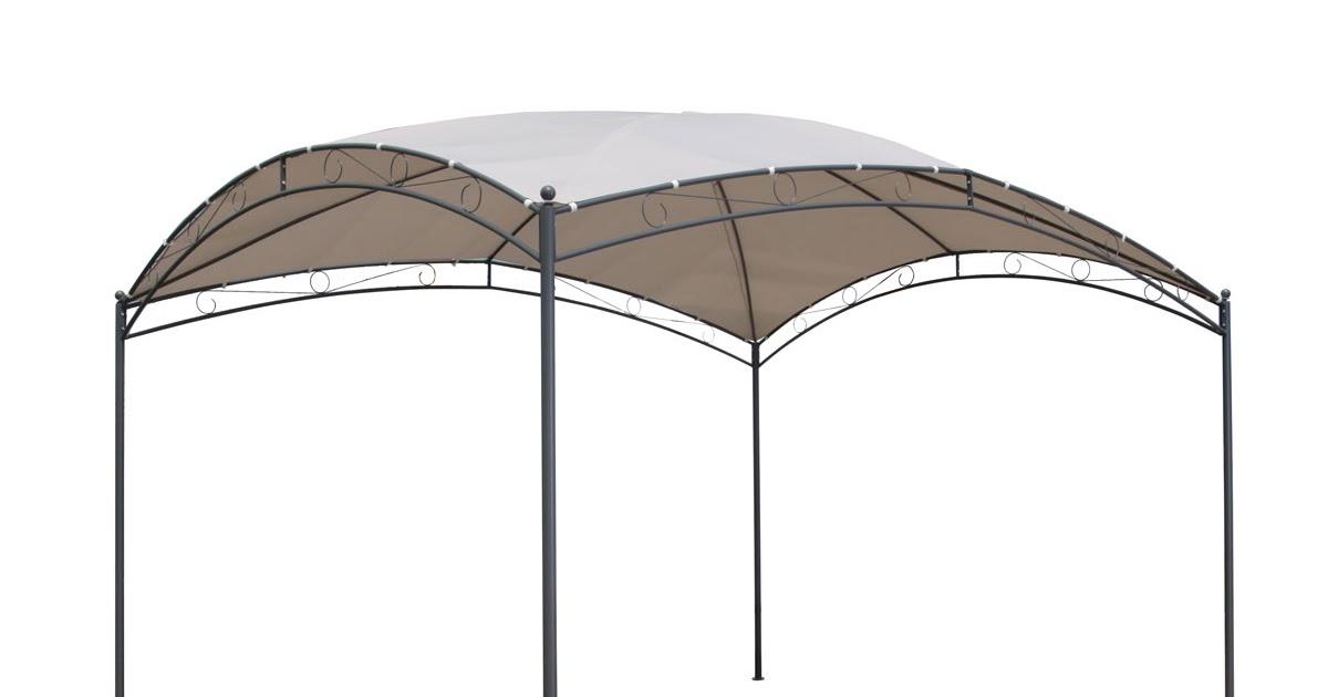 toile pour tonnelle de jardin sur mesure. Black Bedroom Furniture Sets. Home Design Ideas