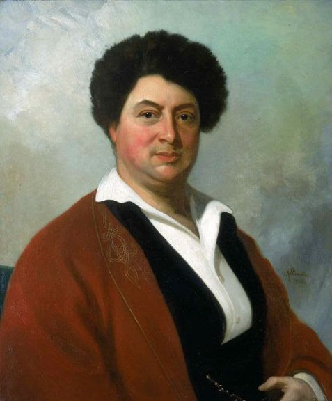 Alexandre Dumas (William Henry Powell)