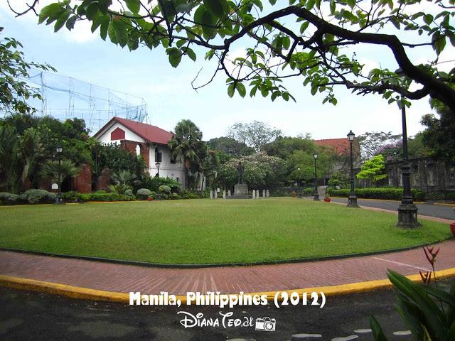 Day 4 - Philippines Intramuros 05