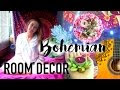 decorate your living room bohemian style