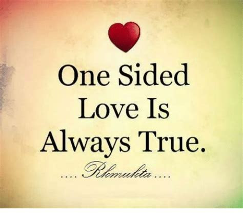 One Sided True Love Quotes Hindi