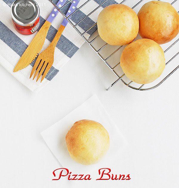 pizza+buns
