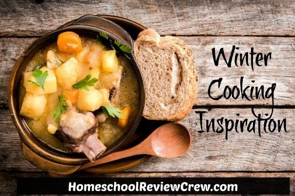 Homeschool Review Crew Winter Cooking Inspiration